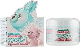 Парфюмерия и Козметика Хидратиращ крем за лице с хиалуронова киселина - Elizavecca Moisture Hyaluronic Acid Memory Cream