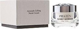 Парфюми, Парфюмерия, козметика Лифтинг крем за шия и деколте - Pil'aten Avocado Lifting Neck Cream