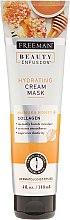 Парфюми, Парфюмерия, козметика Маска за лице - Freeman Beauty Infusion Hydrating Cream Mask Manuka Honey + Collagen