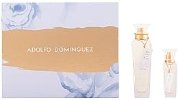 Парфюмерия и Козметика Adolfo Dominguez Agua Fresca de Rosas - Комплект тоалетна вода (edt/120ml + edt/30ml)
