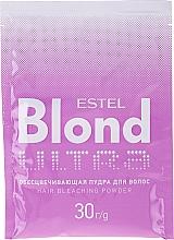 Парфюмерия и Козметика Изсветляваща пудра - Estel Only Ultra Blond