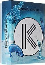 Парфюмерия и Козметика Kenzo Jeu d'Amour - Комплект (парф. вода/50ml+мляко за тяло/50ml+душ гел/50ml)