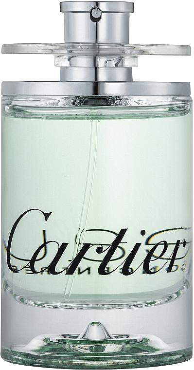 Cartier Eau de Cartier Concentree - Тоалетна вода — снимка N1
