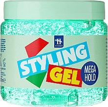 Парфюми, Парфюмерия, козметика Гел за коса с много силна степен на фиксация - Hegron Styling Gel Mega Hold