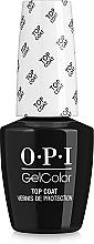 Парфюмерия и Козметика Топ лак - O.P.I. GelColor Top Coat