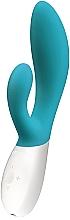 Парфюмерия и Козметика Стимулатор за G точка и клитор, син - Lelo Ina Wave Ocean Blue