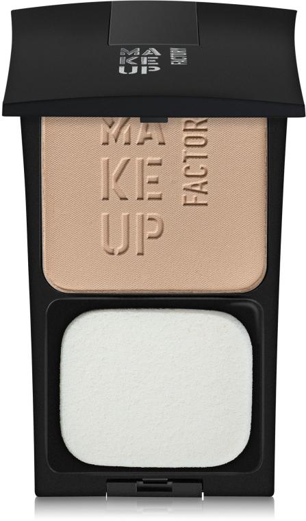 Пудра за лице - Make Up Factory Compact Powder — снимка N1