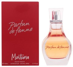 Парфюмерия и Козметика Montana Parfum de Femme - Тоалетна вода