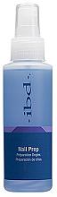 Парфюмерия и Козметика Продукт за дезинфекция на ръце и обезмасляване на нокти - IBD Nail Prep Spray