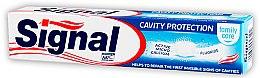 "Парфюми, Парфюмерия, козметика Паста за зъби ""Комплексна защита"" - Signal Family Cavity Protection Toothpaste"