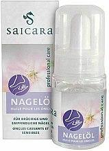 Парфюмерия и Козметика Масло за нокти - Saicara Nail Oil
