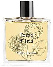 Парфюмерия и Козметика Miller Harris Terre d'Iris - Парфюмна вода (тестер с капачка)