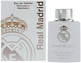 Парфюмерия и Козметика Air-Val International FC Real Madrid - Тоалетна вода