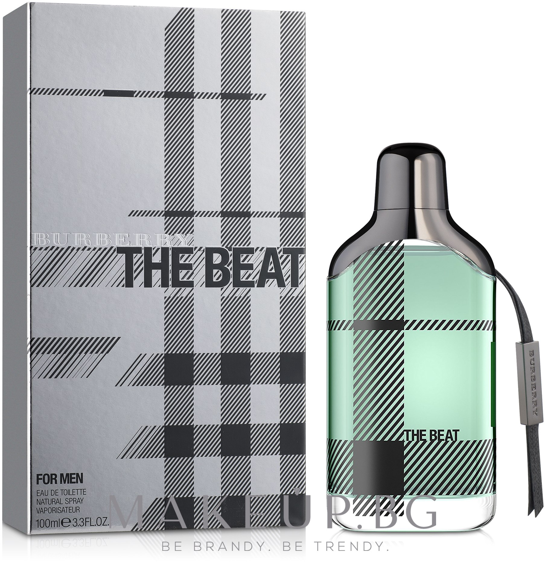 Burberry The Beat For Men - Тоалетна вода — снимка 100 ml