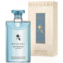 Парфюмерия и Козметика Bvlgari Eau Parfumee au The Bleu - Шампоан за коса и тяло