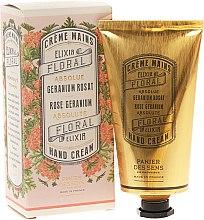 "Парфюмерия и Козметика Лосион за ръце ""Роза и Гераниум"" - Panier Des Sens Hand Cream Absolute Rose Geranium"