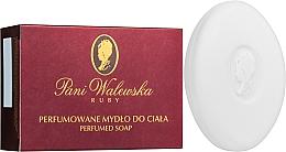 Парфюмерия и Козметика Парфюмен крем сапун - Pani Walewska Ruby Soap