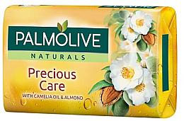 "Парфюмерия и Козметика Сапун ""Камелия и бадемово масло"" - Palmolive Naturel Camellia&Almond Oil"