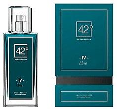 Парфюмерия и Козметика 42° by Beauty More IV Libre - Тоалетна вода