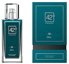 Парфюми, Парфюмерия, козметика 42° by Beauty More IV Libre - Тоалетна вода