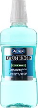Парфюмерия и Козметика Вода за уста - Beauty Formulas Active Oral Care Extra Strength Cool Mint