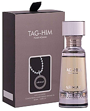 Парфюмерия и Козметика Armaf Tag Him Pour Homme Non Alcoholic Perfume Oil - Парфюмно масло