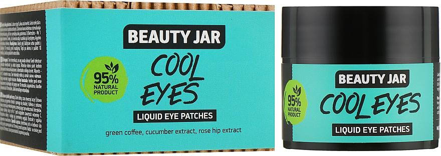 """Пачове за очи """"Cool Eyes"""" - Beauty Jar Liquid Eye Patches"""