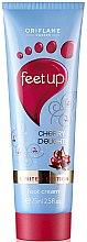 "Парфюми, Парфюмерия, козметика Крем за крака ""Вишнев десерт"" - Oriflame Feet Up Cherry Delights Foot Cream"
