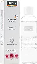 Парфюмерия и Козметика Тоник за нормална и суха кожа - Nikel Rose Tonic