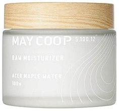 Парфюми, Парфюмерия, козметика Хидратиращ крем за лице с кленова вода - May Coop Raw Moisturizer
