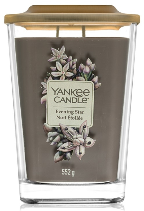 Ароматна свещ - Yankee Candle Elevation Evening Star — снимка N4