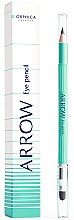 Парфюмерия и Козметика Молив за очи - Orphica Arrow Eye Pencil