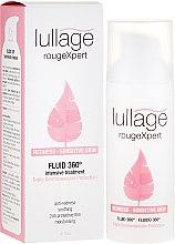 Парфюмерия и Козметика Успокояващ флуид за лице за чувствителна кожа - Lullage RougeXpert Rojeces-Piel Sensible Fluid 360