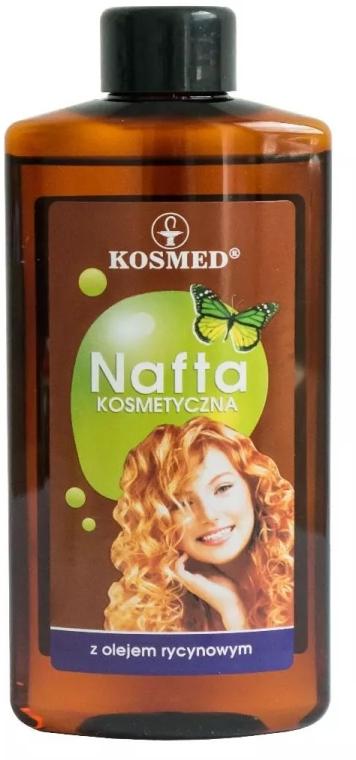 Козметичен керосин за коса рициново масло - Kosmed