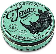 Парфюмерия и Козметика Продукт за коса, екстра силна фиксация - Tenax Hair Pomade Extra Strong