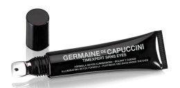 Парфюмерия и Козметика Крем-гел срещу тъмни кръгове - Germaine de Capuccini Timexpert SRNS Eyes Illuminating Detox Formula