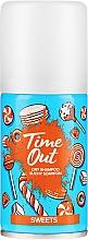 Парфюмерия и Козметика Сух шампоан за коса - Time Out Dry Shampoo Sweets