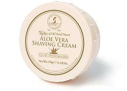 Парфюмерия и Козметика Крем за бръснене с аромат на алое вера - Taylor of Old Bond Street Aloe Vera Shaving Cream Bowl
