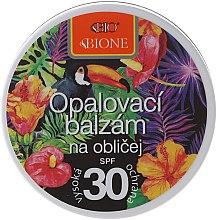 Парфюми, Парфюмерия, козметика Слънцезащитен балсам за лице - Bione Cosmetics Balm SPF30