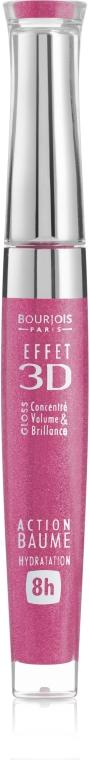 Балсам за устни с блясък - Bourjois Effet 3D Balm Action 8h