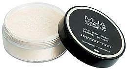 Парфюмерия и Козметика Матираща полупрозрачна пудра за лице - MUA Makeup Academy Professional Loose Setting Powder