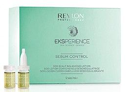 Парфюмерия и Козметика Регулиращи ампули-лосион за коса - Revlon Professional Eksperience