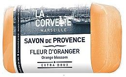 """Парфюми, Парфюмерия, козметика Провансалски сапун """"Портокалов цвят"""" - La Corvette Provence Soap Orange Blossom"""