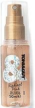 Парфюмерия и Козметика Спрей за коса - Toni&Guy Radiant Pink Illuminating Hair Perfume