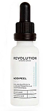 Парфюмерия и Козметика Пилинг за лице - Revolution Skincare Acid Peel