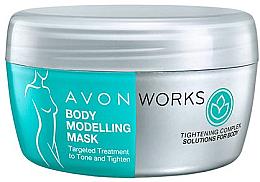 Парфюми, Парфюмерия, козметика Моделираща маска за тяло - Avon Works