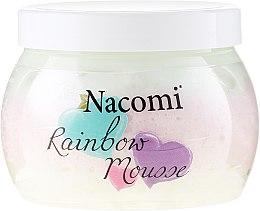 Парфюмерия и Козметика Мус за тяло с аромат на диня - Nacomi Rainbow Mousse