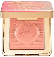 Парфюми, Парфюмерия, козметика Фиксираща пудра за лице - Too Faced Peach Blur Translucent Smoothing Finishing Powder