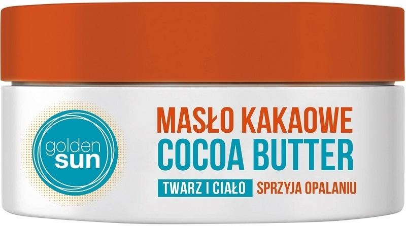 Какаово масло за лице - Golden Sun