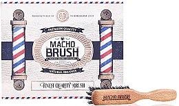 Парфюми, Парфюмерия, козметика Четка за брада - Macho Beard Company Macho Brush